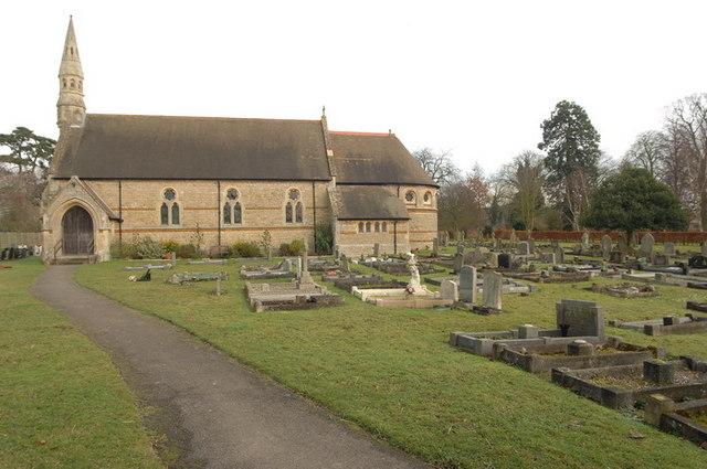 St Mary's Church, Westry