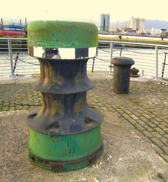Capstan, Alexandra Dock Belfast