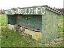 SU7251 : North Warnborough F.C. by Colin Smith