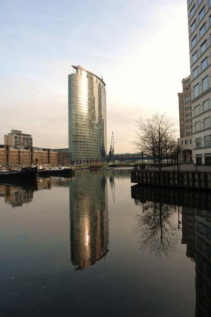 Marriott Hotel, Docklands