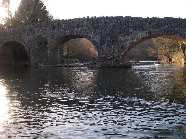 Taddiport Bridge