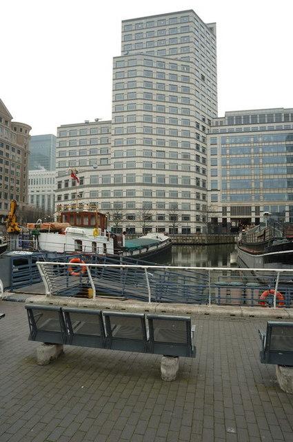 Docklands Scene
