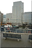 TQ3780 : Docklands Scene by dennis smith
