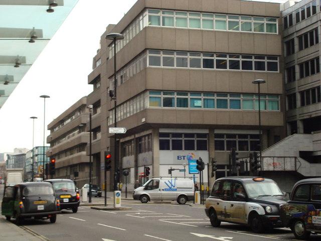 Baynard House, Queen Victoria Street, London EC4