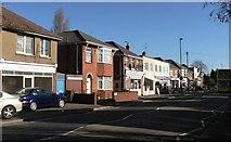 SZ0894 : Ensbury Park: Columbia Road shops by Chris Downer