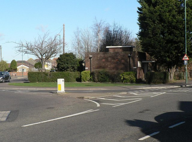 Redhill: public toilets
