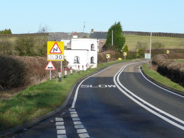 Toll House at Attington
