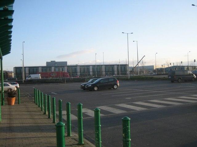 Woodie's Car Park, Kileen Road