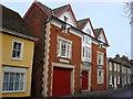 TL8741 : Cadet Centre Gainsborough Street by Oxyman