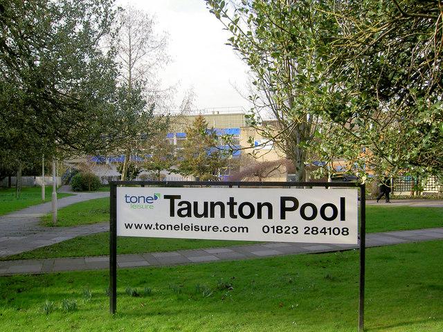 Taunton pool
