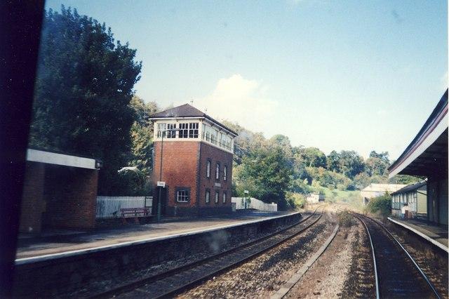 Torre Signal Box.