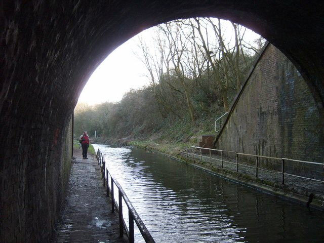 Exit Coseley Tunnel