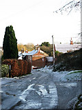 TG1508 : View east along Church Street by Evelyn Simak