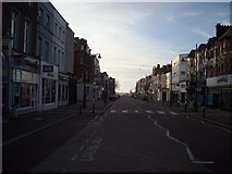 TQ7407 : A quiet Sunday morning, Bexhill-on-Sea by Bill Johnson