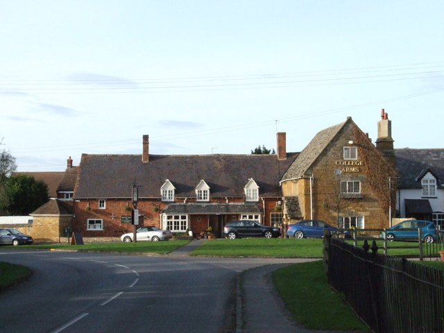 The College Arms, Lower Quinton