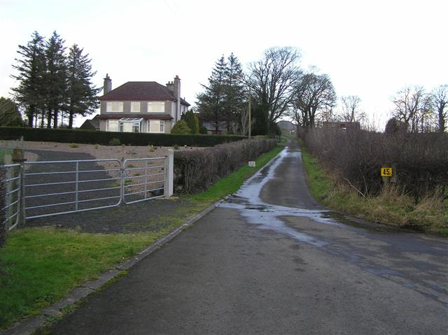 Kilmoyle Townland