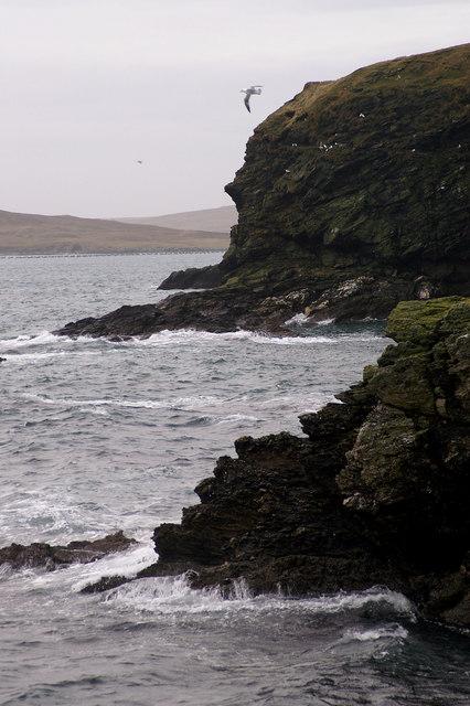 Cliffs at Littlegarth