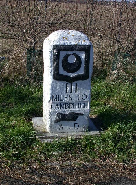 Milestone III Miles to Cambridge
