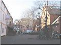TQ2470 : St Mark's Place, Wimbledon by Stephen Craven