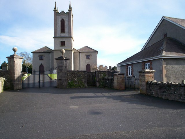 St. Johns's Parish Church, Mullabrack.