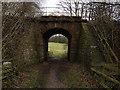 NZ5216 : Railway bridge by Stephen McCulloch