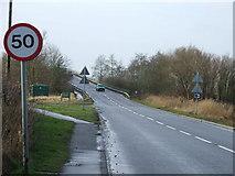 TM4599 : Road bridge by Keith Evans