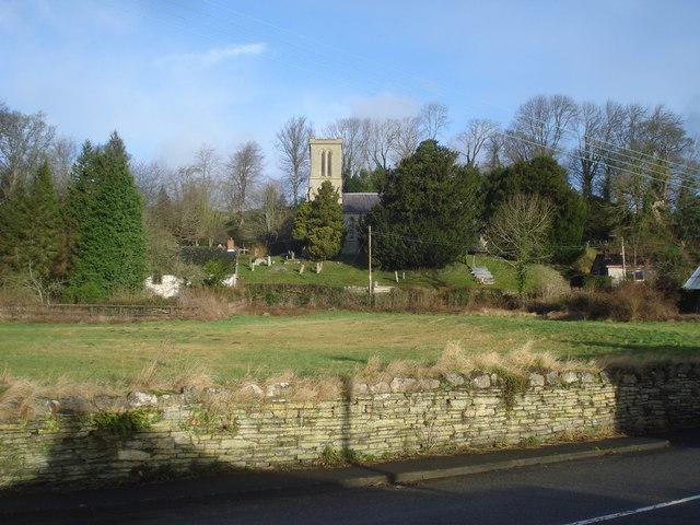 St Mary's Church New Radnor