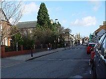 TA0432 : Hallgate, Cottingham by Peter Church