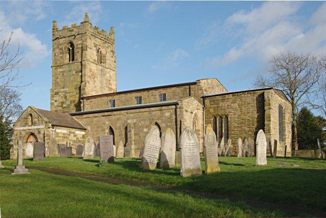 St Wilfrid's Church, Barrow upon Trent