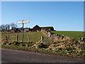 NZ6917 : Farm buildings at Kilton Thorpe by Stephen McCulloch