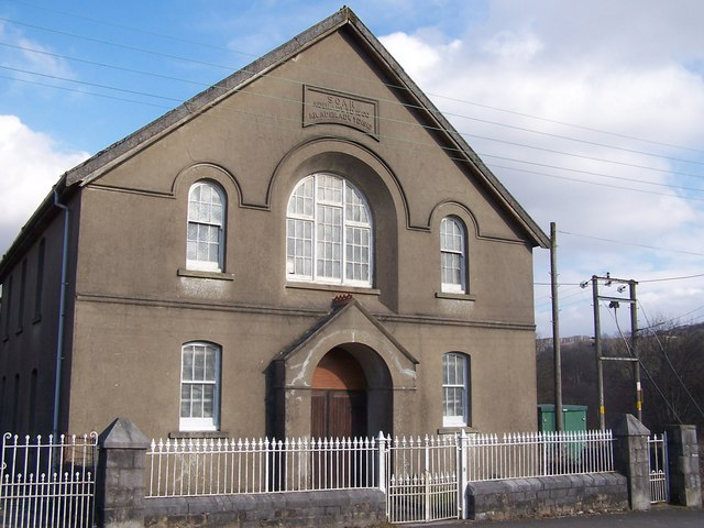 Soar Chapel, Penderyn