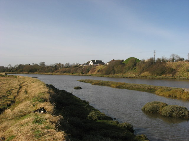 River Nanny and The Mote, Laytown