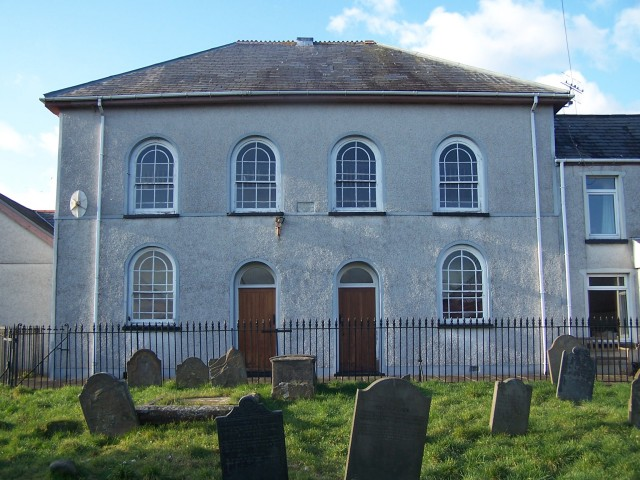 Salem Chapel, Robertstown near Aberdare