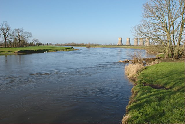 River Trent at Twyford