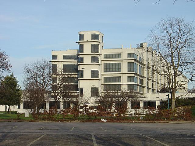 Boots, Beeston - D6 building