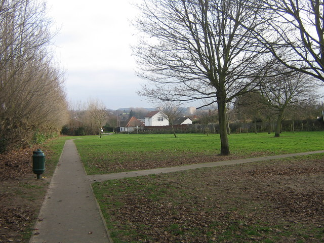 Poverest Recreation Ground