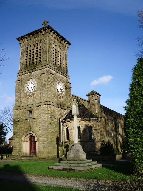 St John's Church, Pendlebury, Tower