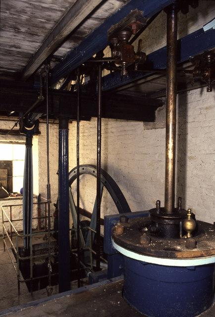 Beam engine Lumb Hole Mill