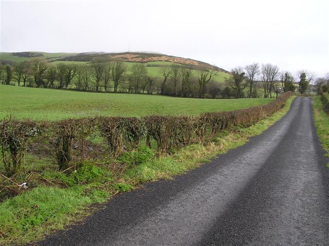 Road at Kildrum Upper