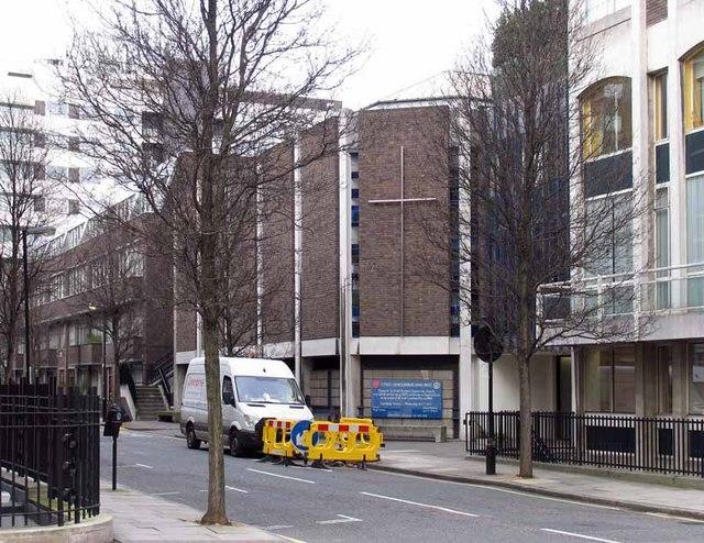 St Paul's Church, Robert Adam Street, London W1