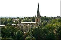 SP0198 : St Matthews Church by Derek Bennett