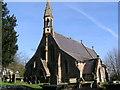 SO5204 : Llandogo Church by andy dolman