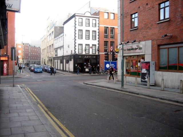 JJ's, Aungier Street
