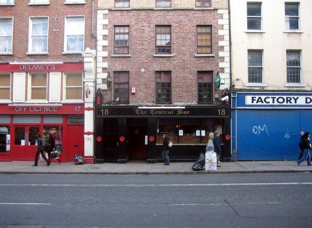 Central Bar, Aungier Street