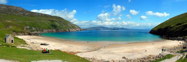 Keem Bay, Achill Island Co. Mayo, Ireland