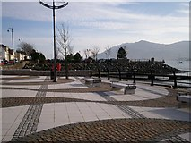 J1418 : Seafront, Warrenpoint by P Flannagan