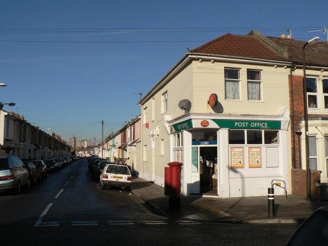 Southsea: Francis Avenue Post Office