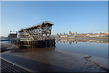 NZ2362 : Dunston Staithes by Peter McDermott