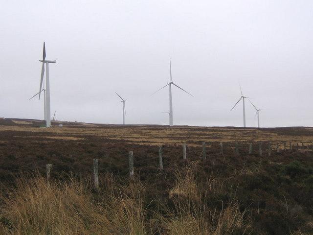 Drumderg Wind Farm