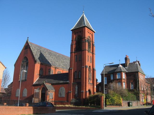 St Sylvester's RC Church,  Vauxhall